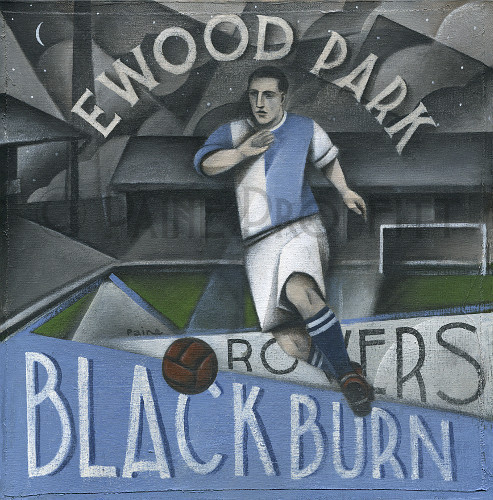 Blackburn Rovers; Ewood Park