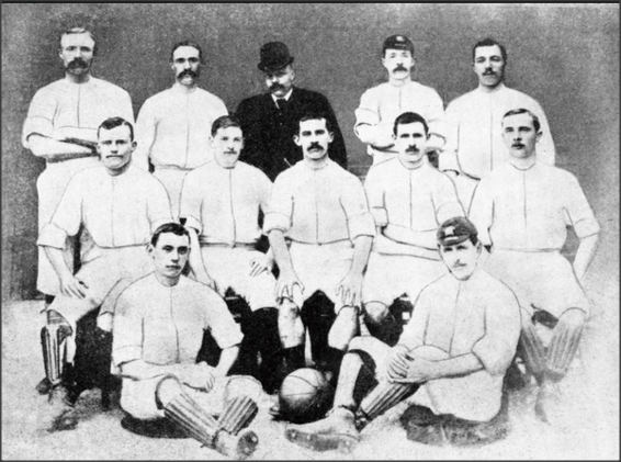 Blackburn Rovers, 1890