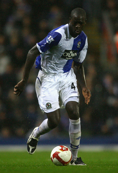 Blackburn Rovers Chris Samba