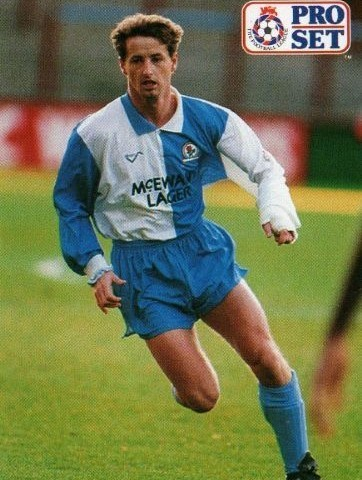 Blackburn Rovers Scott Sellars