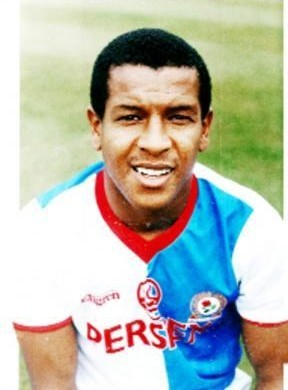 Blackburn Rovers Howard Gayle