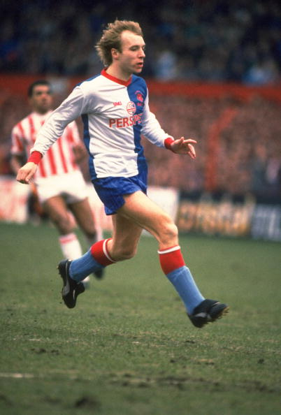Steve Archibald, 1987.