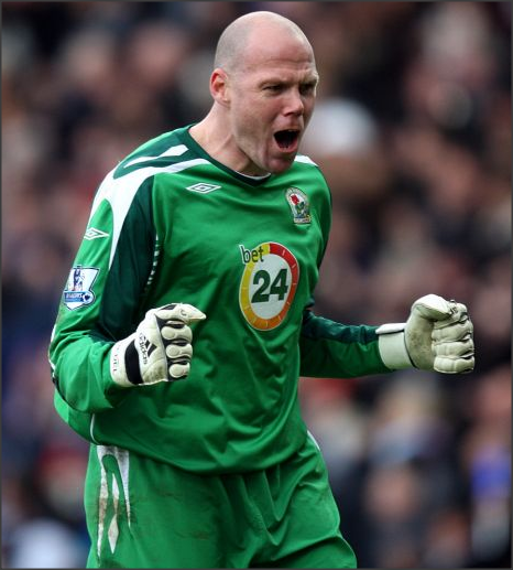 Blackburn Rovers Brad Friedel