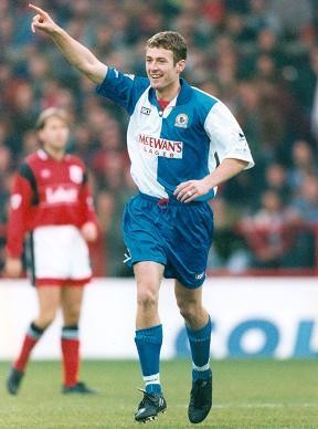Blackburn Rovers v Nottingham Forrest 1994-1995