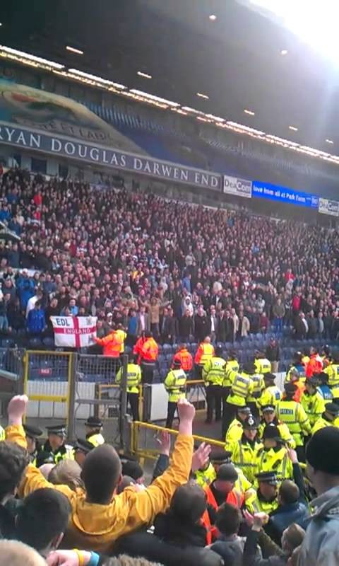 Leeds Fans Chant 'He's One Of Our Own' At Supporter ...