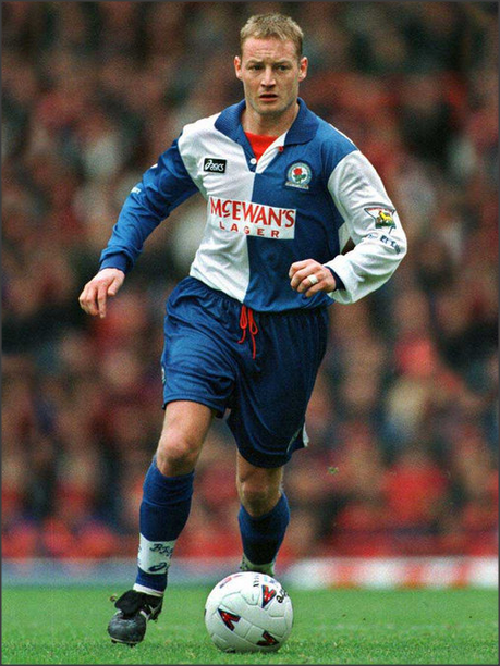David Batty Blackburn Rovers 1995-1996