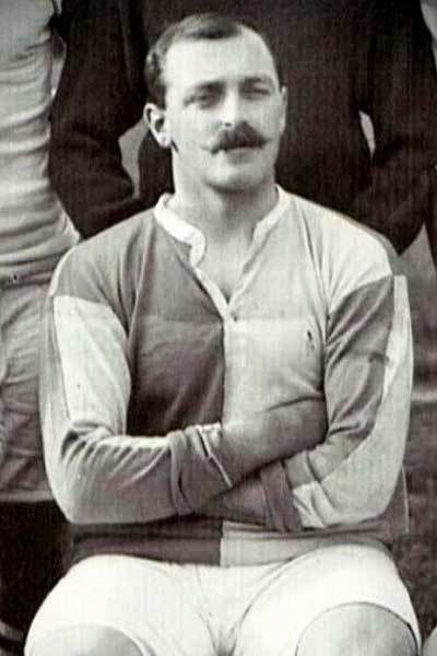 Blackburn Rovers Bob Crompton