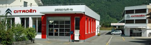 Gewerbehaus Flury, Stans