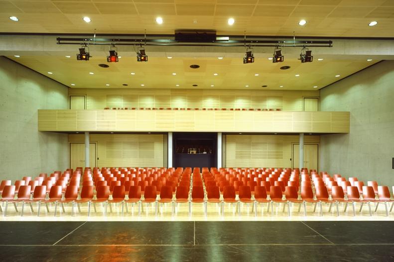Erweiterung Kantonsschule, Reussbühl LU