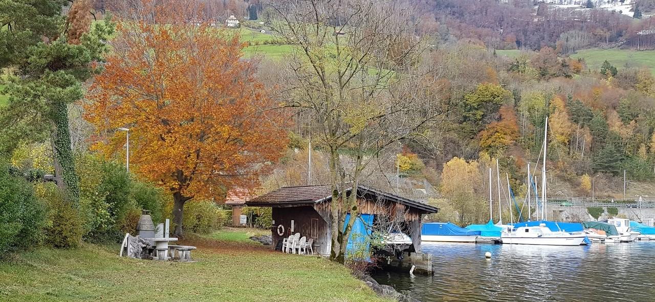 Camping Niederstad, Alpnachstad