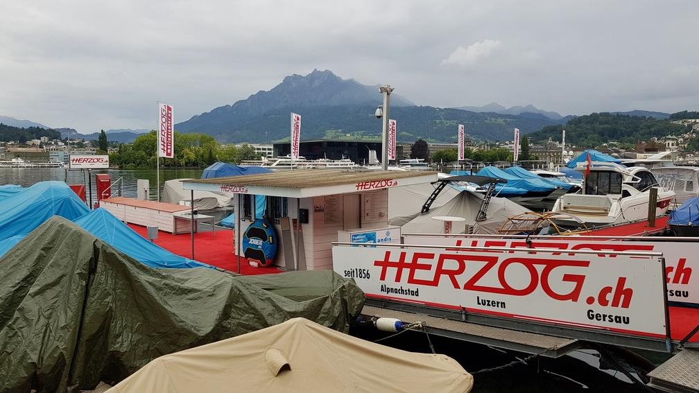 Herzog, Nationalquai, Luzern