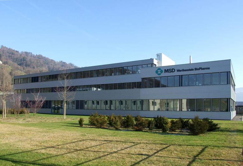 MSD Werthenstein Bio Pharma, Schachen LU
