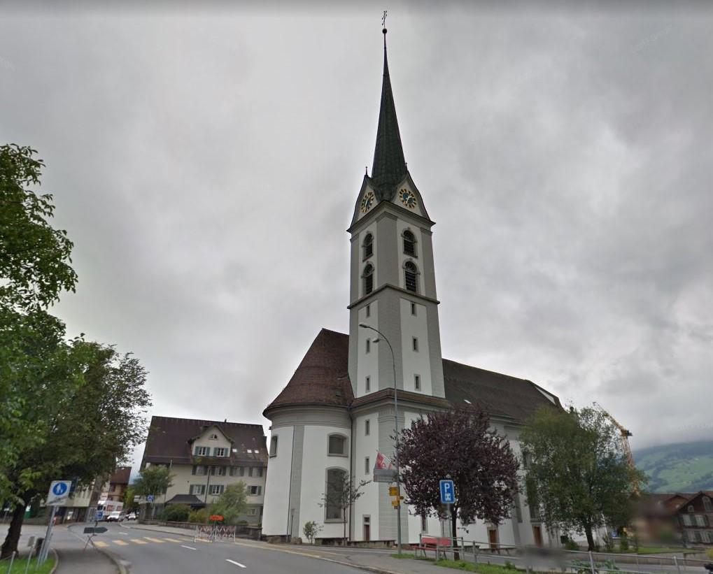 Pfarrkirche, Kerns
