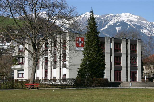 Haus des Schweizer Rudersports, Sarnen