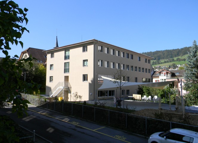 Erweiterung Saleshaus, Kriens