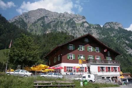 Gasthaus Waldhaus, Stöckalp - Melchtal