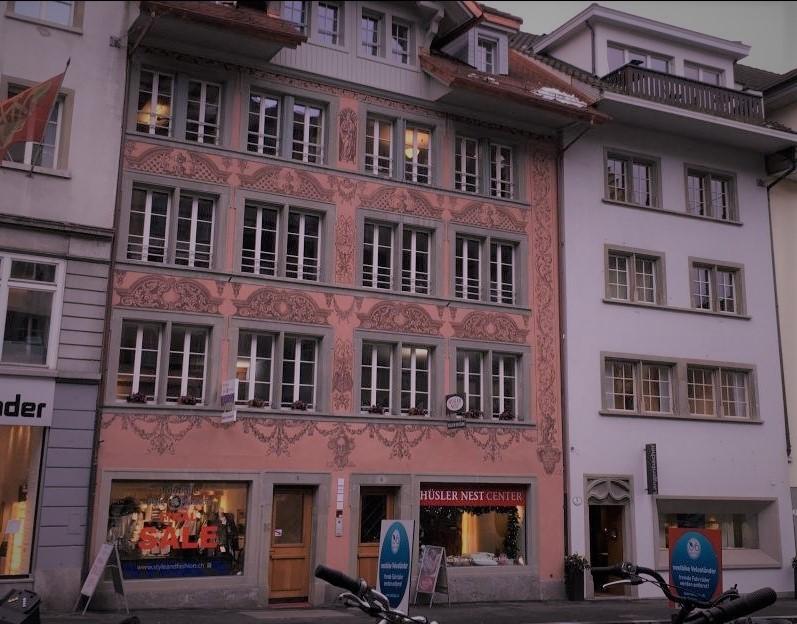 Mühleplatz 3 + 4, Luzern
