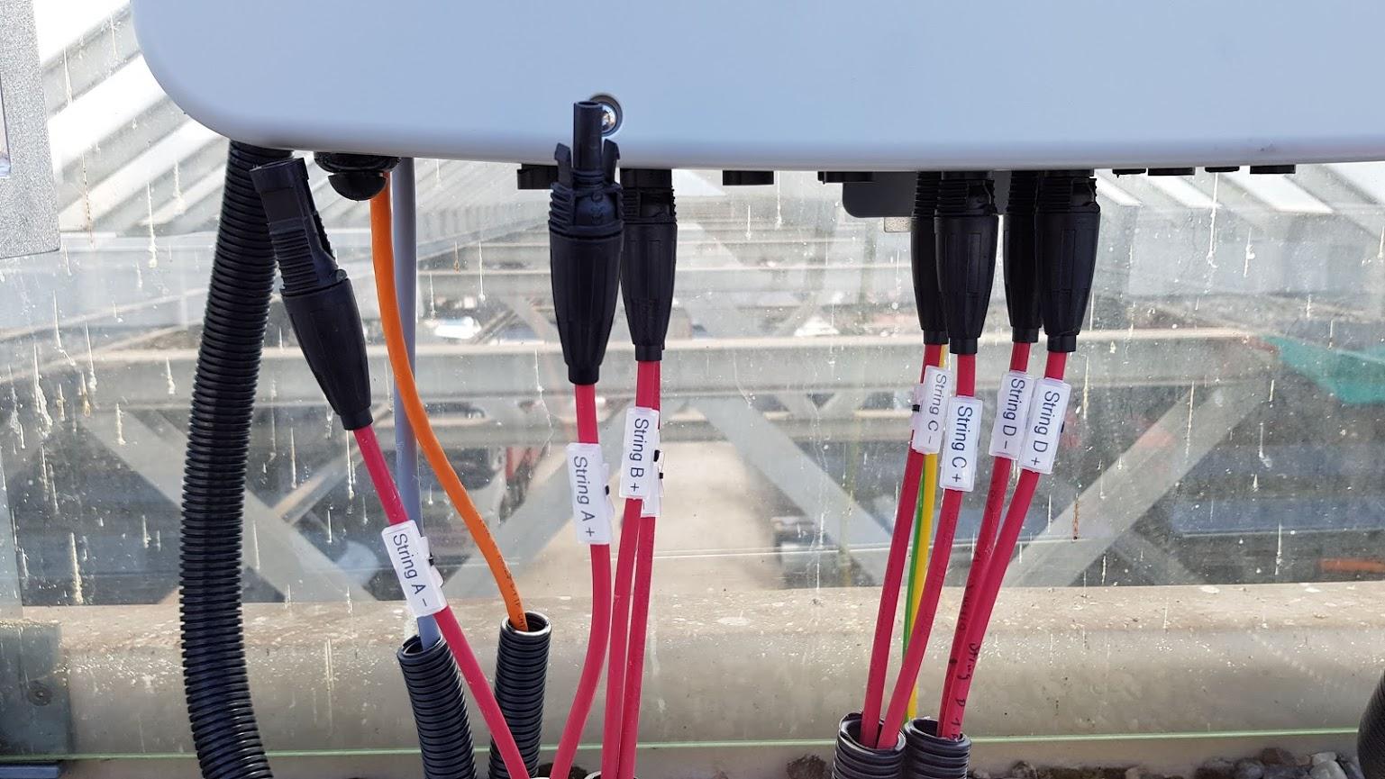 Photovoltaik-Anlage, Alpnach OW