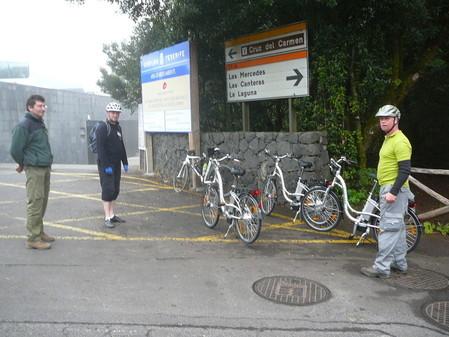 E-Bike Touren auf Teneriffa