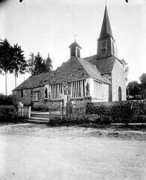 Vieille église des Tourailles