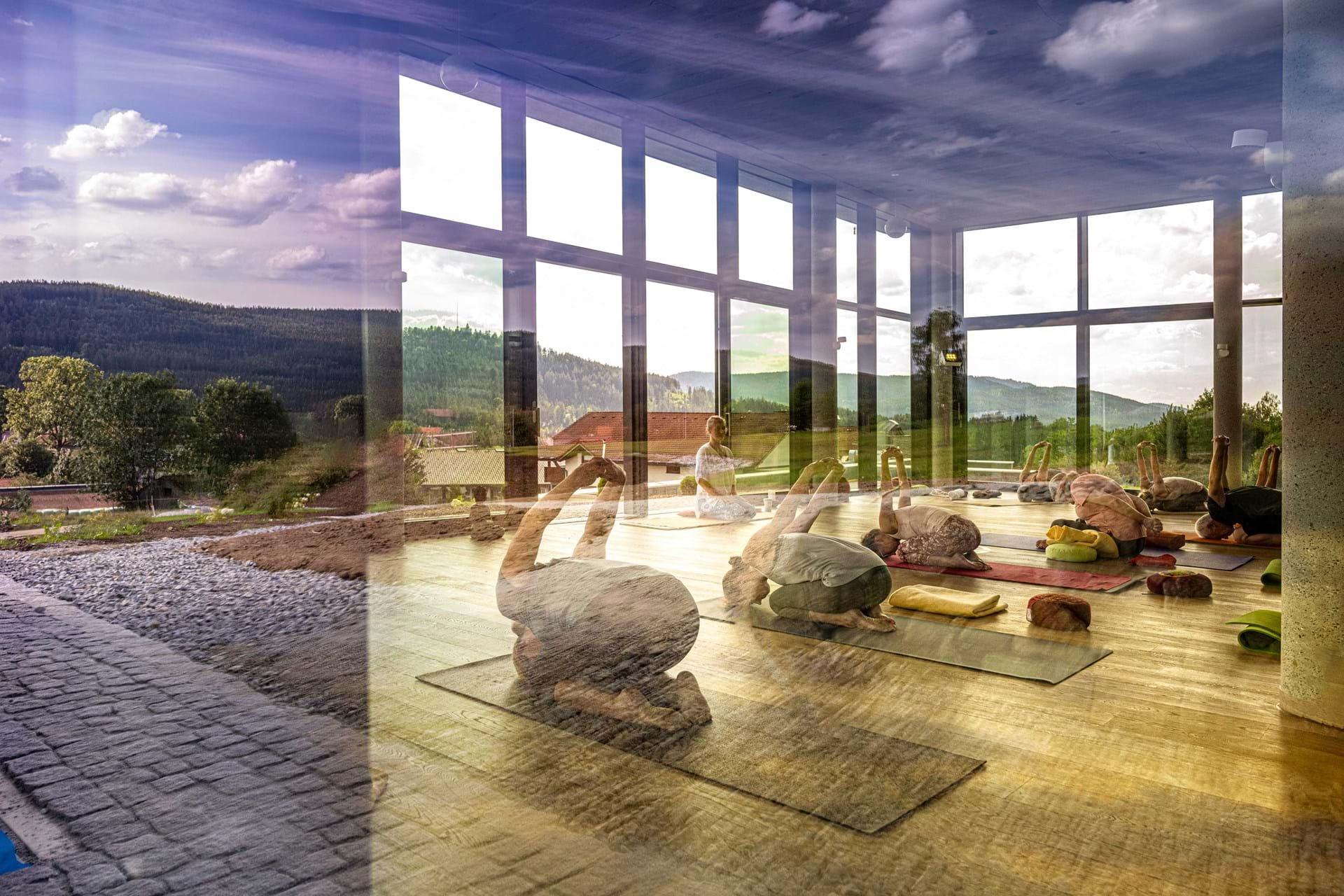 auszeit und selfcare yoga retreat - wildandfree-yogas