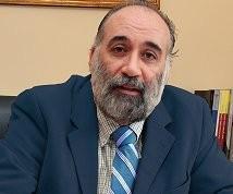 Francisco Santolaya. Presidente del COP.