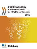 OCDE. Health Data 2013. Datos España.