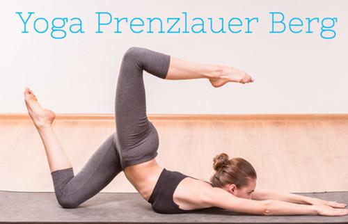 Yoga in Berlin Prenzlauer Berg - Yoga Studios und Yoga Unterricht
