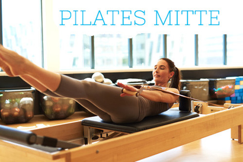 Pilates Berlin Mitte