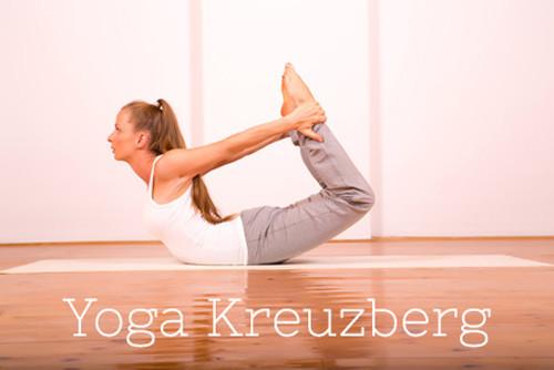 Yoga in Berlin Kreuzberg - Yoga Studios und Yoga Unterricht