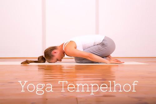 Yoga in Berlin Tempelhof & Mariendorf - Yoga Studios und Yoga Unterricht