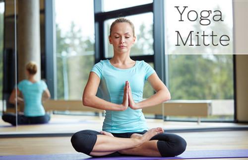 Yoga in Berlin Mitte - Yoga Studios und Yoga Unterricht