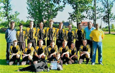 A-Jugend Kreismeister 2005/06