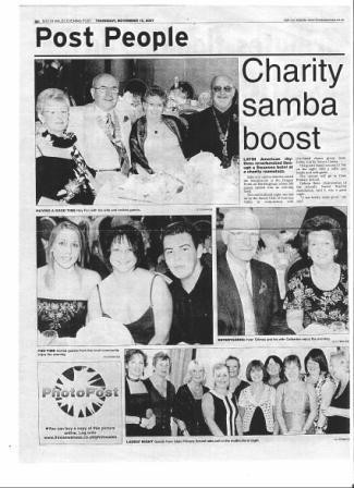 Rotary Club Charity Event at The Dragon Hotel