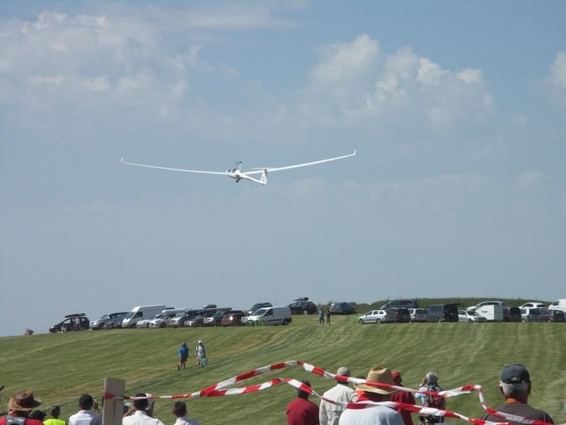 L'ASH 25 au décollage
