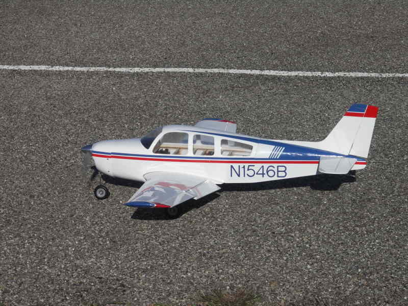 Le Beechcraft Bonanza