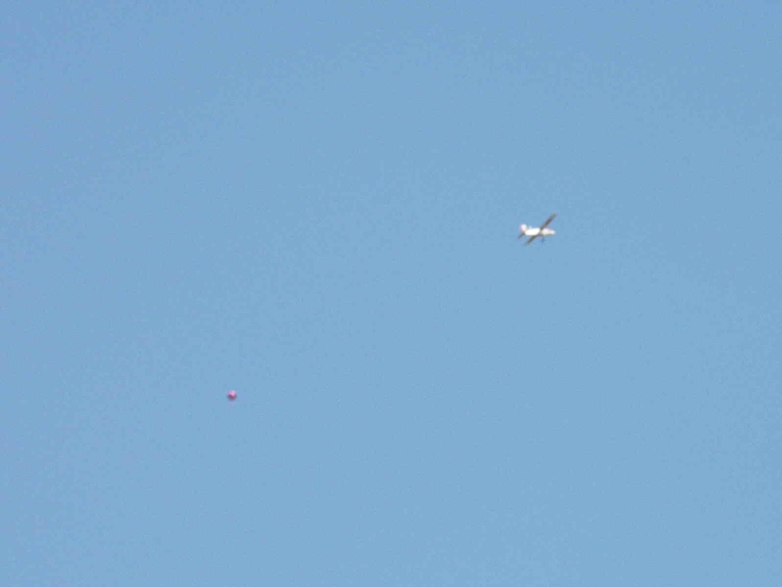 Largage des parachutistes