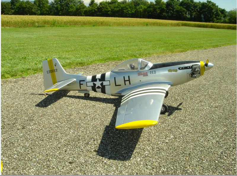 Pierre's P51