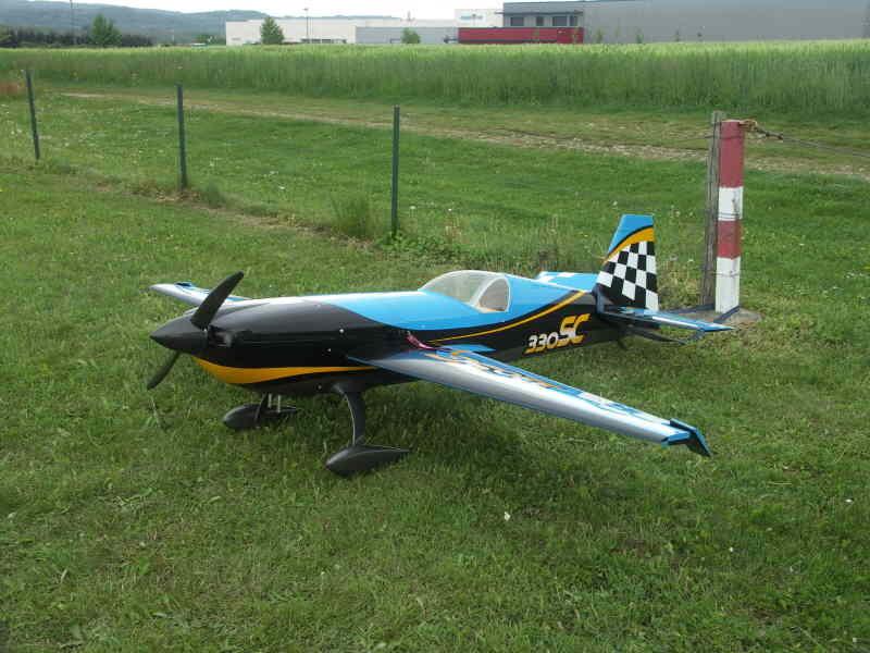 L'Extra 330 SC d'Olivier