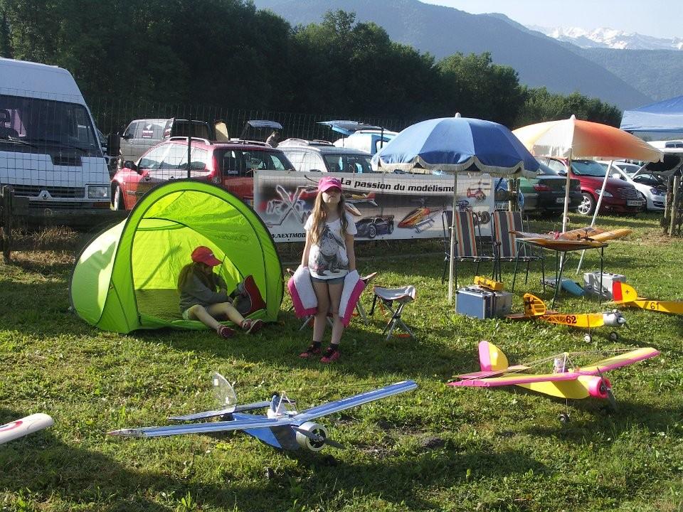 Le camp du BRM