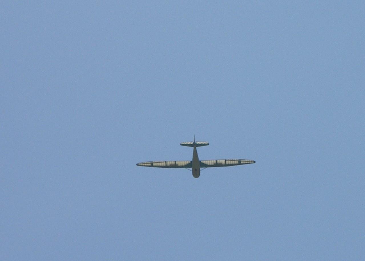 Le T46 en vol
