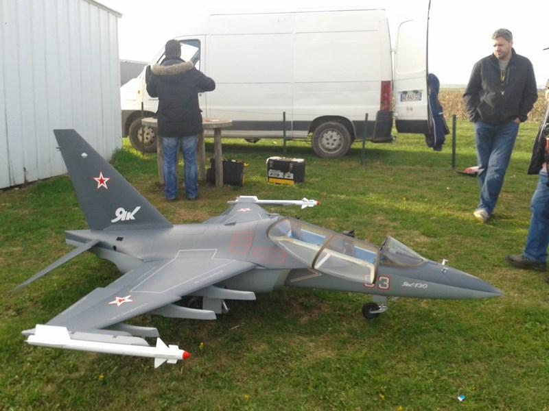 Le Yak 130 de Dorian