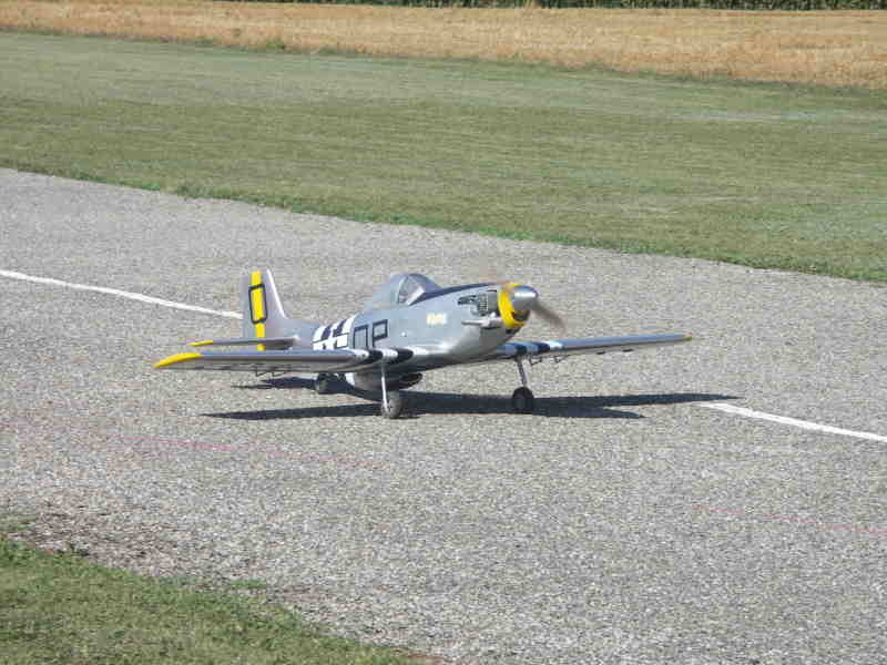 Pierre's P51 (We speak English)