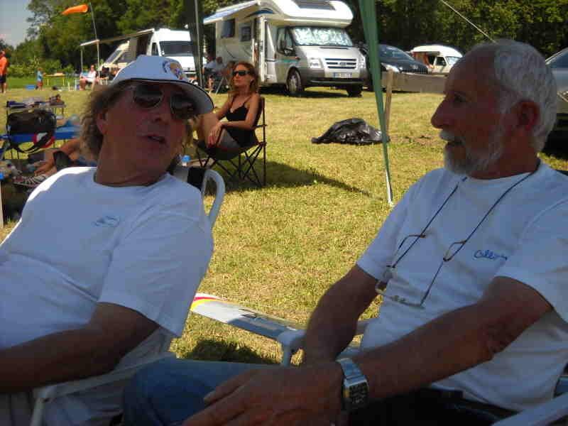 Jacques et Paul discutent stratégie !