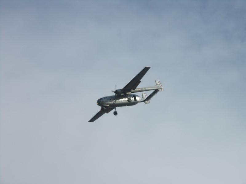 Le Noratlas 2501 de Nord Aviation  (n°105) ...