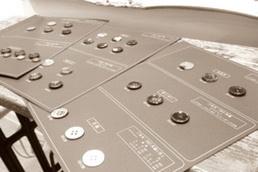 富山市オーダースーツ専門店 ボタンを選びます。