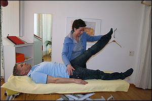Kinesiologie, Muskeltest