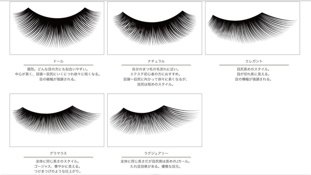 Eyelash Extension Ecru Hawaii - ecruhawaii ページ!