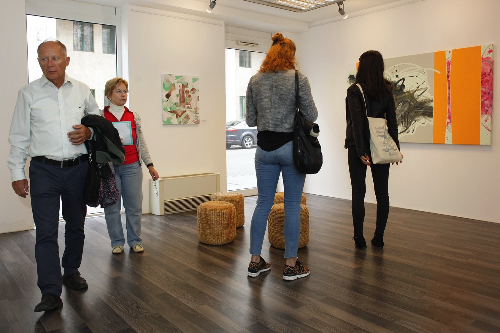 3BABSTRACTION 2015 Budapest / Flux Gallery