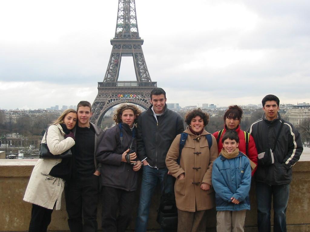 championnat de france  paris 2005
